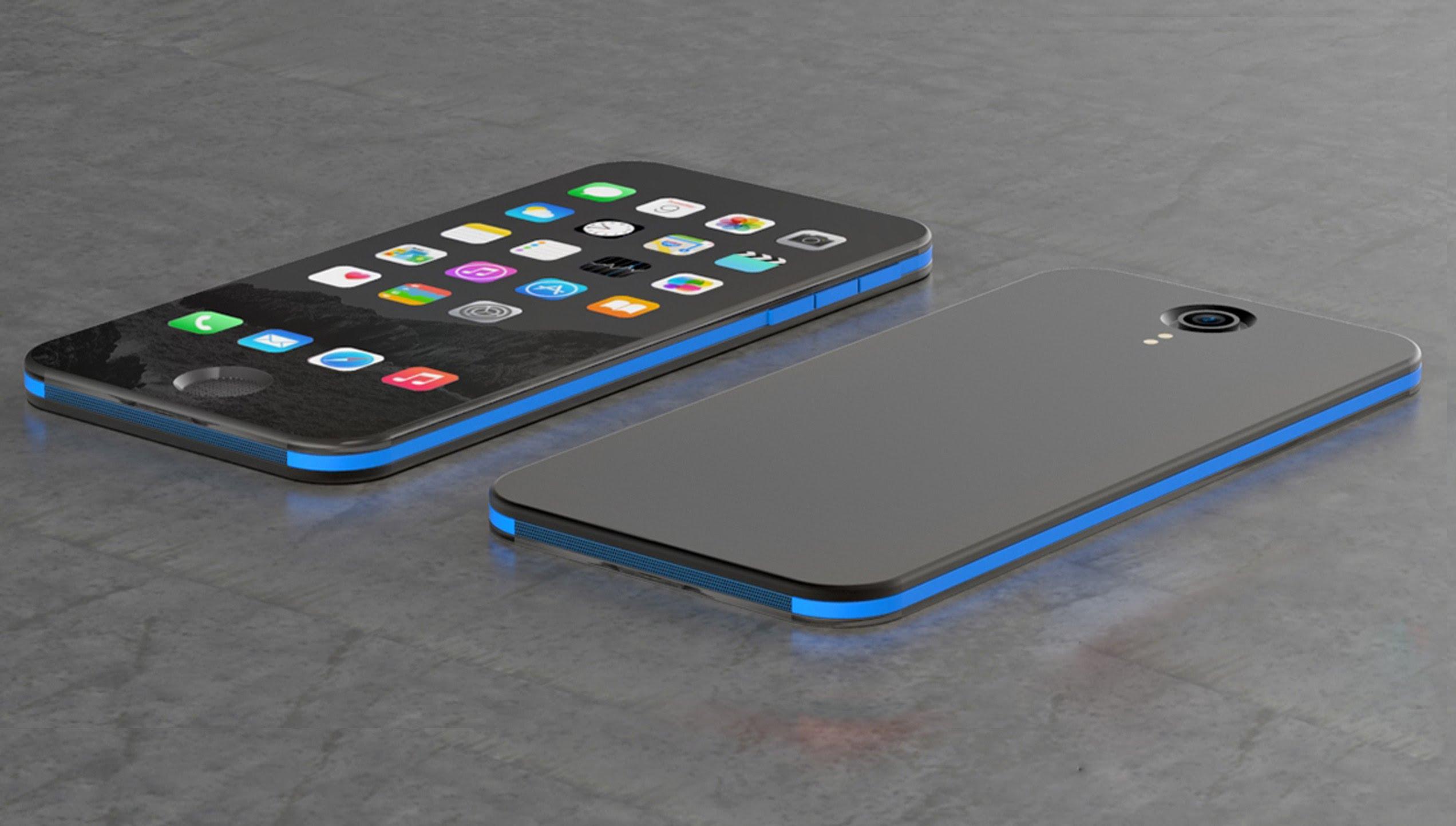 iPhone 7 chưa mua mà đã có tin iPhone 8