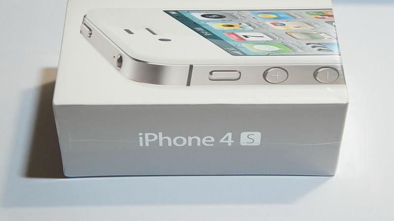 iPhone 4S nguyên seal tái xuất trên thị trường Việt Nam với giá 3,2 triệu