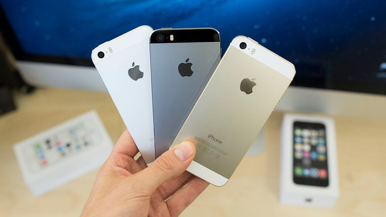 Lý do iPhone 5S vẫn là điện thoại được yêu thích nhất cho đến thời điểm này
