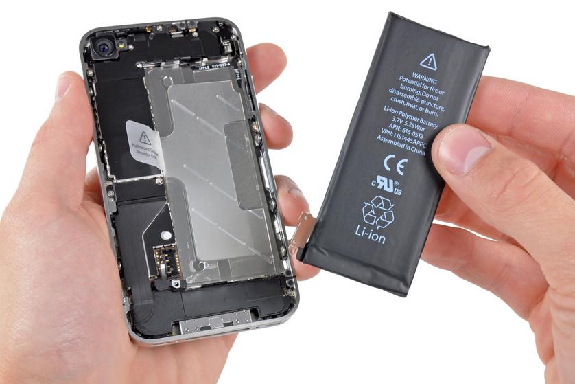 Thay Pin iPhone 5/5S giá 100K chỉ có tại Winmobile.vn