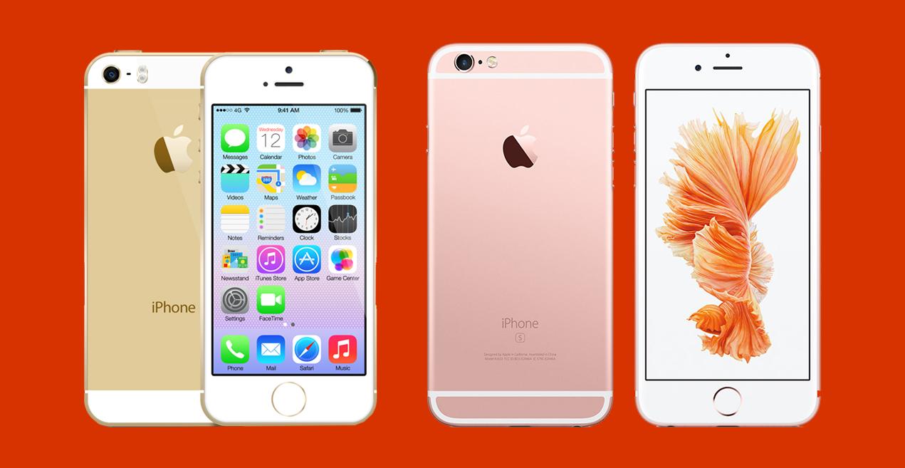 iPhone 5S, 6S đồng loạt giảm giá từ 300.000 đến 1 triệu đồng tại winmobile.vn