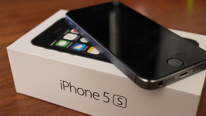 iPhone 5s vẫn lọt top smartphone bán chạy nhất hiện nay