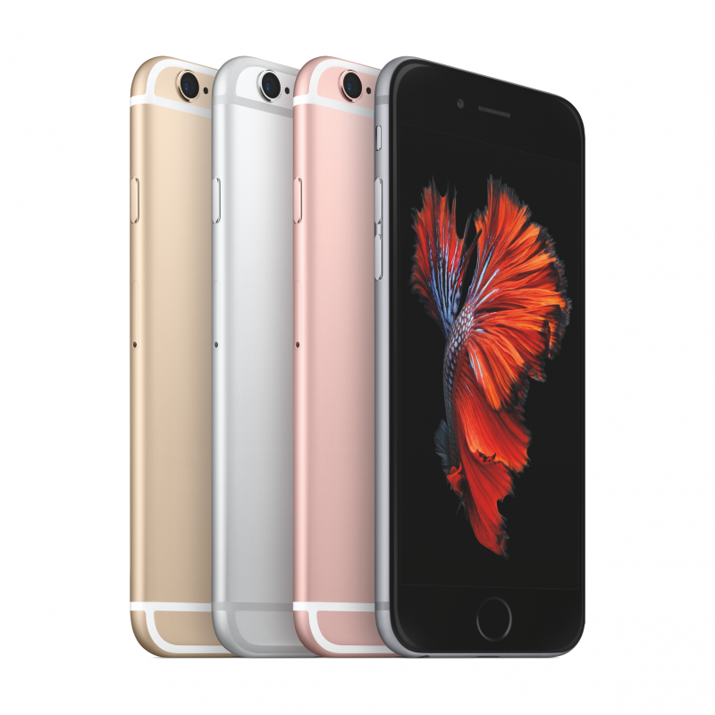 iPhone 6S 16G - Lock - Vàng - New 100%