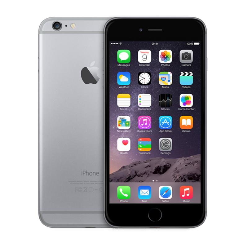 iPhone 6 Plus - Lock- 16G - Xám - 99% - 67