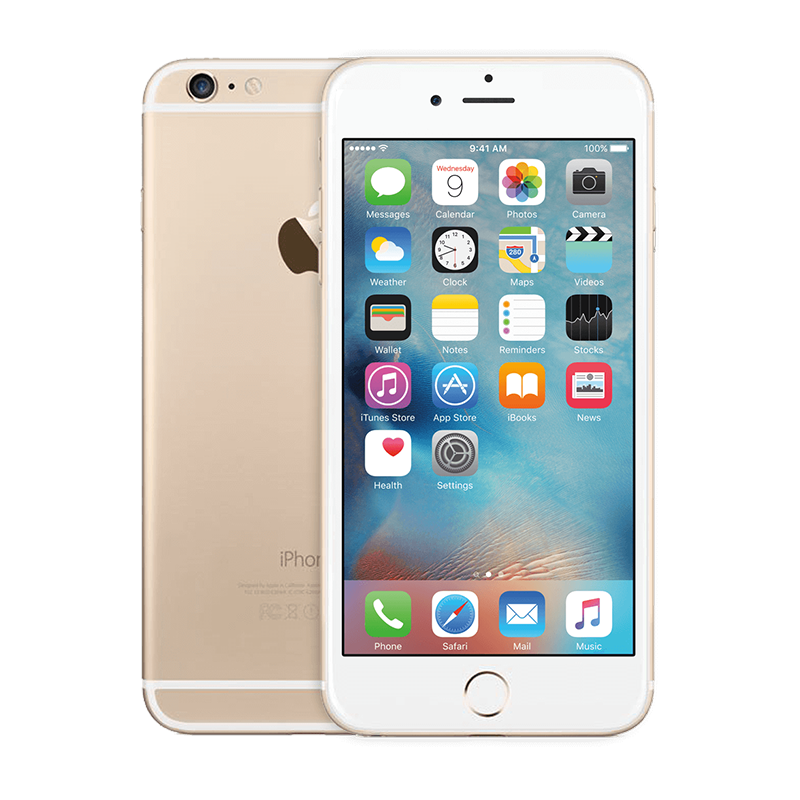 iPhone 6 Plus - Quốc Tế- 16G - Gold - 99%