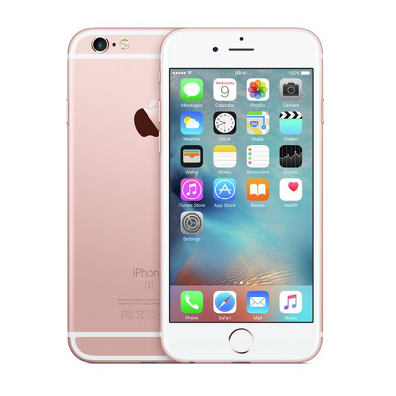 iPhone 6S 64G - Lock - Rose - 99%