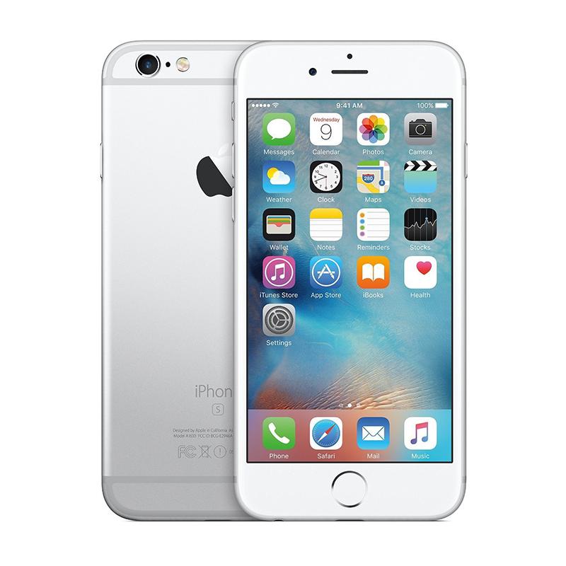 iPhone 6S 64G - Lock - Trắng - 99%
