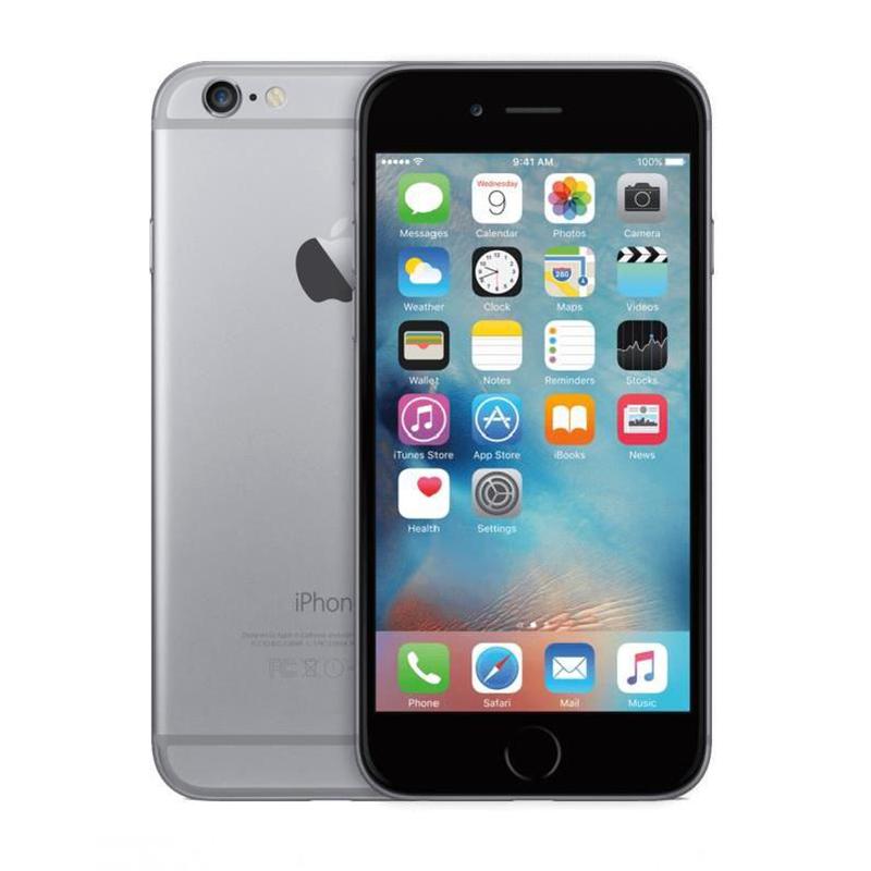 iPhone 6 64G -Quốc Tế - Xám - 99%