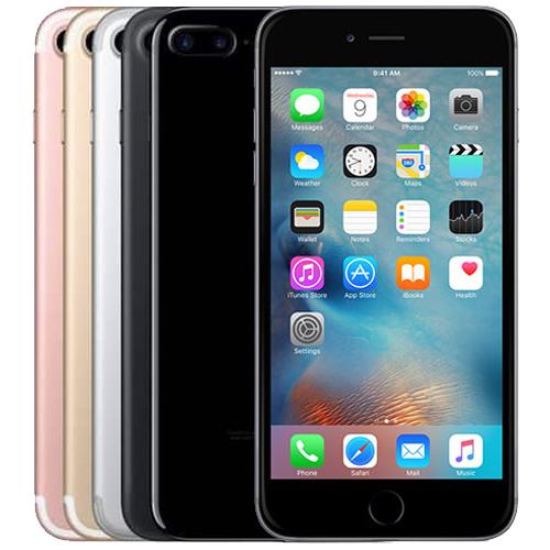 iPhone 7 Plus 32G -Quốc Tế - Đen Nhám