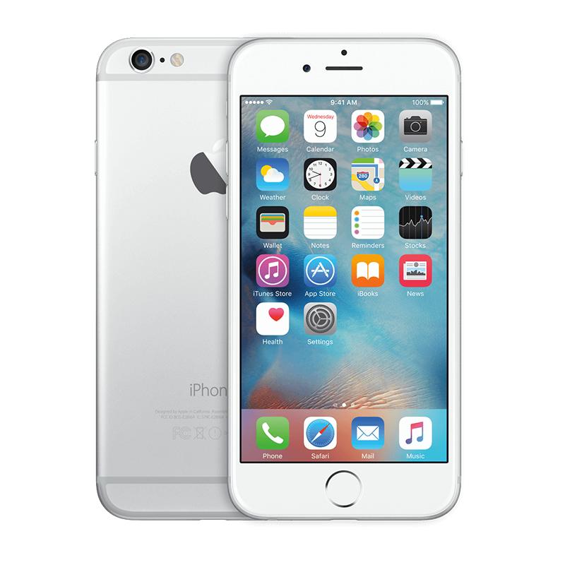 iPhone 6 Plus - Quốc Tế- 16G - Trắng ( Loại B - 98%)