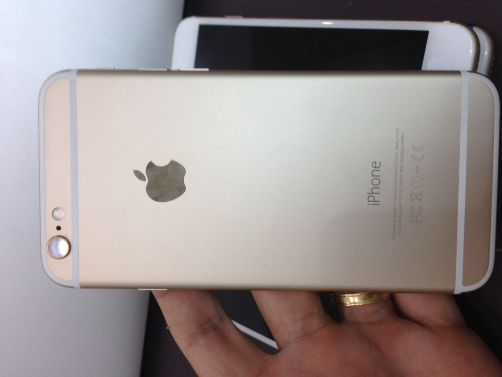 iPhone 6 16G - Lock - Gold loại B slide 1036