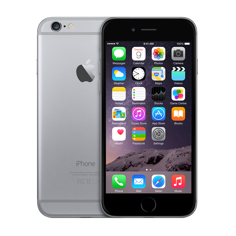 iPhone 6 16G - Lock - Xám LOẠI A