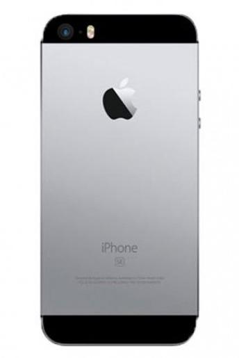 IPHONE 5 SE 16G  - Quốc tế - ĐEN (Likenew)