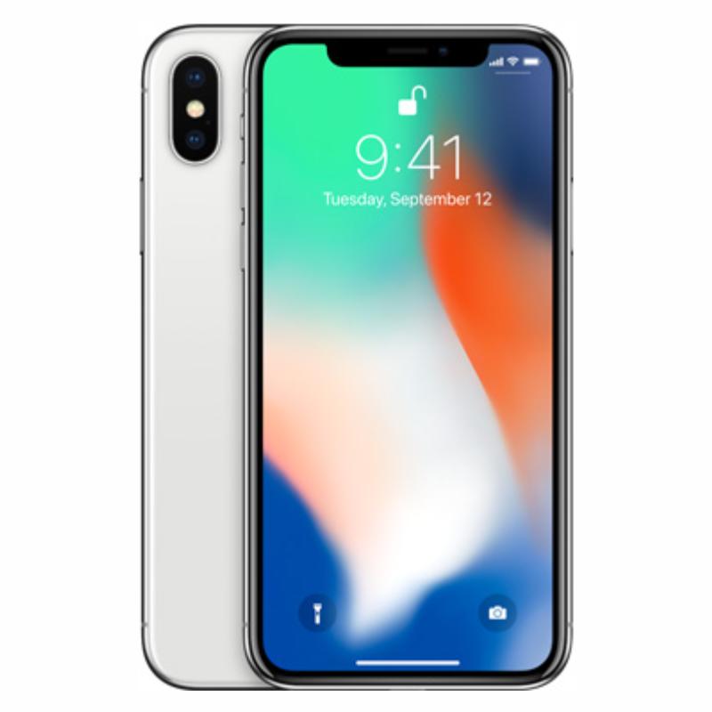 iPhone X - Quốc Tế - 256G - Bạc ( 99%)