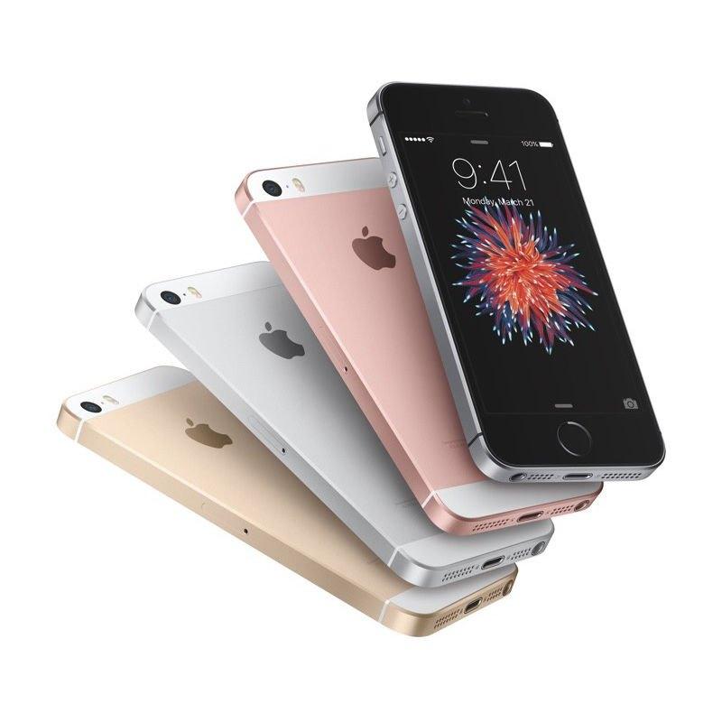 IPHONE 5 SE 16G - Quốc tế - HỒNG LOẠI B ( 97% )