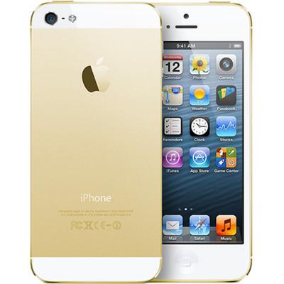 iPhone 5S 16G - Quốc Tế - Gold 99% loại A