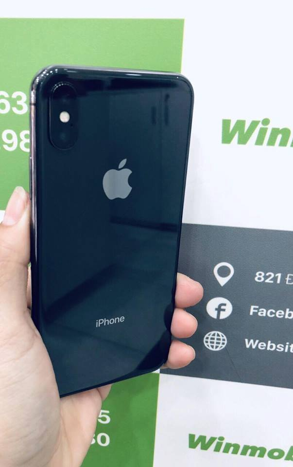 iPhone X - Quốc Tế - 64G - Đen ( 97%) slide 1066