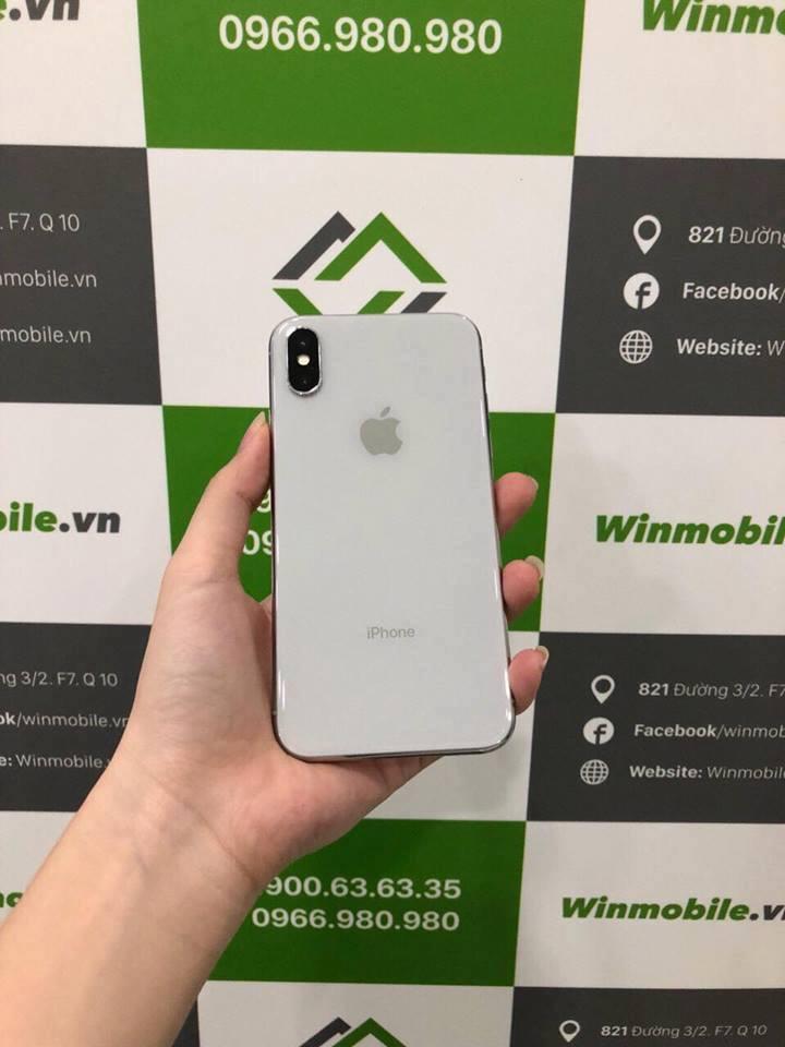 iPhone X - Quốc Tế - 64G - Trắng ( Loại B - 98%)