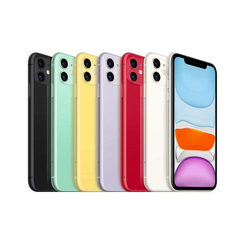iPhone 11 - Quốc Tế - 64G - New 100% Chưa Active