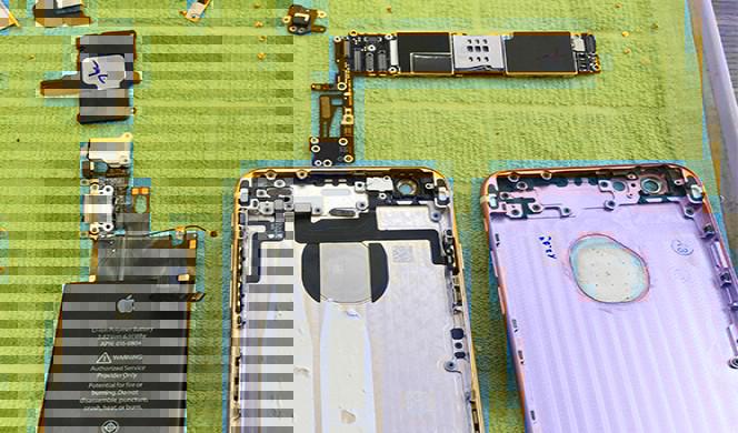 Sửa điện thoại iPhone